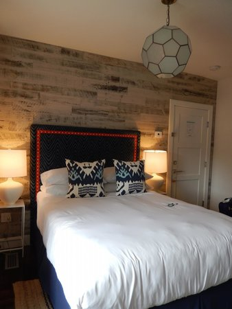 The Attwater: our room