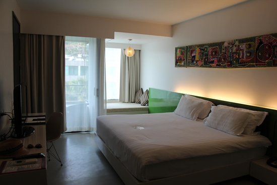 B-Lay Tong Phuket: our room