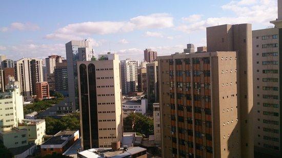 Max Savassi Apart Service: Vista desde el hotel