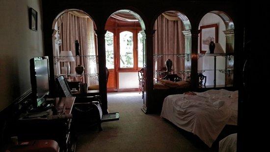 Hotel Continental Saigon : Premium suite