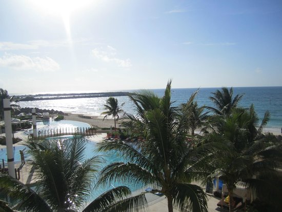 Now Jade Riviera Cancun : room view