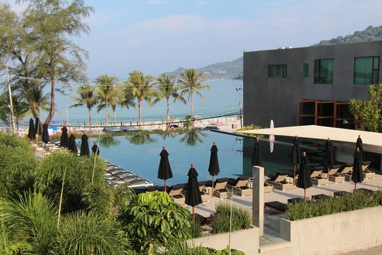 B-Lay Tong Phuket: View from our room