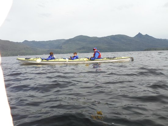 Southeast Sea Kayaks: Kayaking in Ketchikan