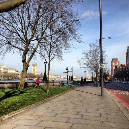 Park Plaza London Riverbank: Albert Embankment