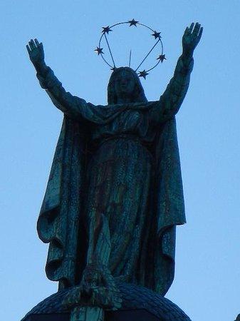 Notre-Dame-de-Bonsecours Chapel (Chapelle Notre-Dame-de-Bonsecours) : Sainte Marguerite