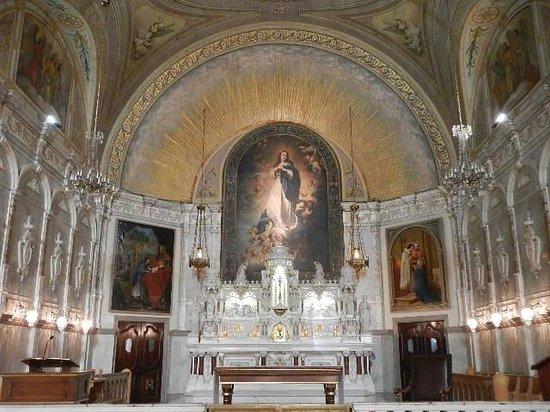 Chapelle Notre-Dame-de-Bonsecours : altar