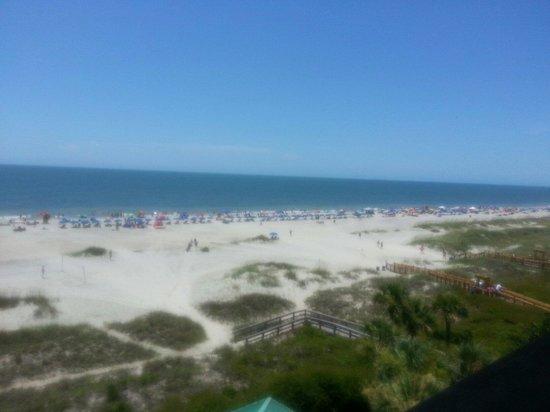 The Westin Hilton Head Island Resort & Spa : Oceanfront View