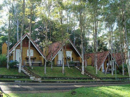 Miragua Refugios: Chalés