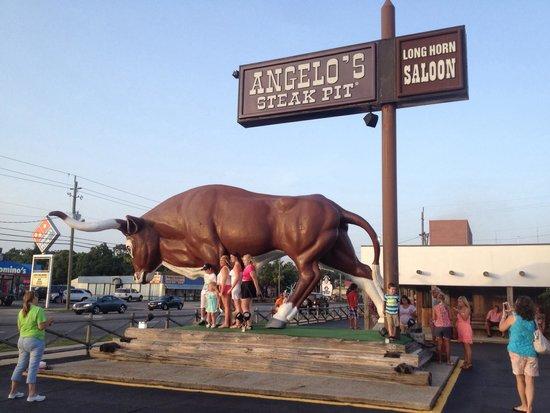 Angelo S Restaurant Panama City Beach Fl