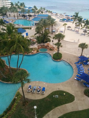 Melia Nassau Beach - All Inclusive: プール&ビーチ