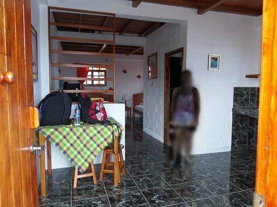 Pimampiro Hosteria: La habitacion 3