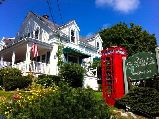 Greenleaf Inn at Boothbay Harbor: Celebrating our 30 year Anniversary at the Greenleaf Inn.