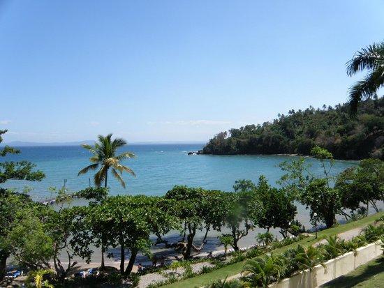 Grand Bahia Principe Cayacoa : view from our room