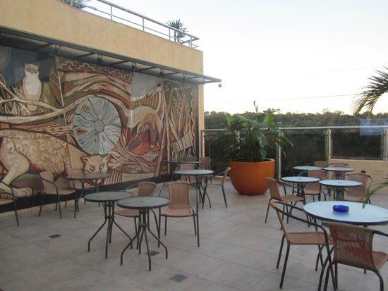 Grand Crucero Iguazu Hotel: Terraza Playroom