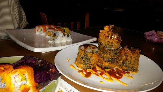 Abashiri: Yummy Sushi