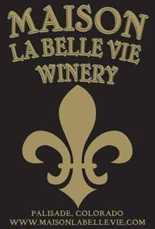 Maison la Belle Vie Winery: logo