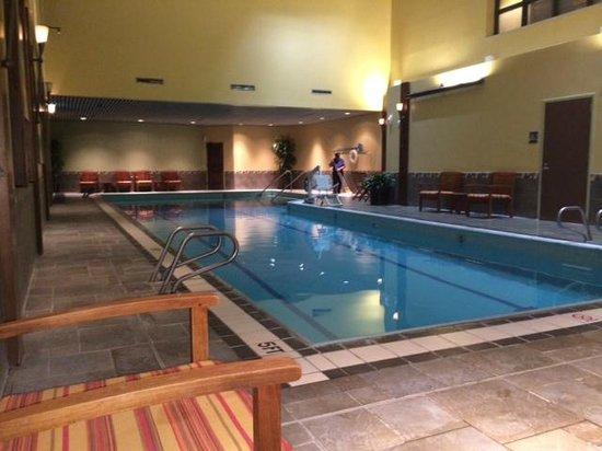 Hilton Denver Inverness: Indoor Pool