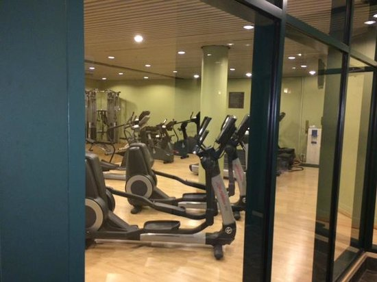 Inverness Hotel and Conference Center: Fitness Room