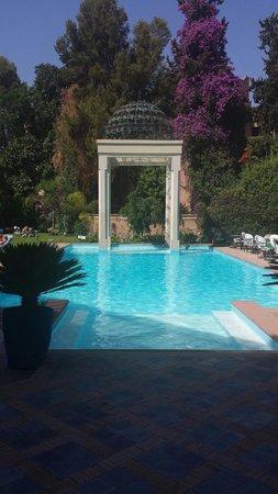 Hotel Marrakech le Tichka : I miss it!