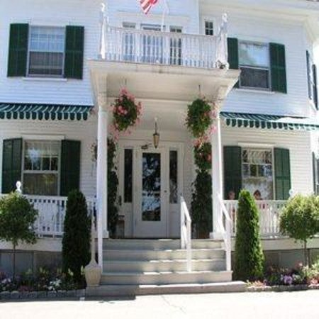 Kennebunkport Inn: The Inn