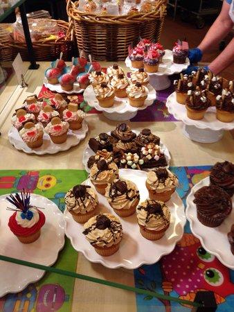Wegmans Market Cafe: In heaven!