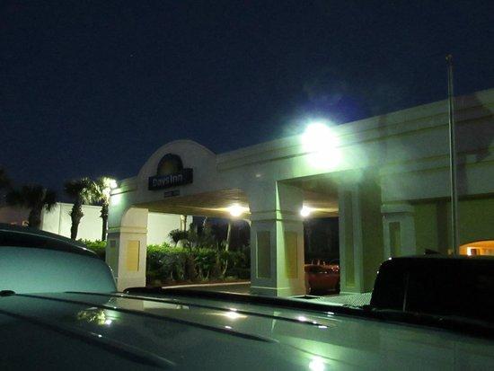 Days Inn Neptune Jacksonville Beach Mayport Mayo Clinic NE: Entrance