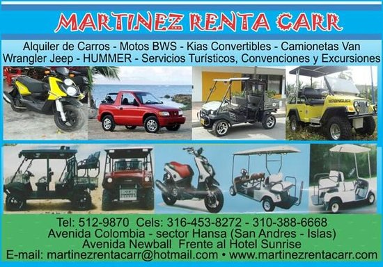 San Andres Guided Segway Tours: martinezrentaca