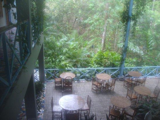 Hotel Plaza Yara: View from my balcony