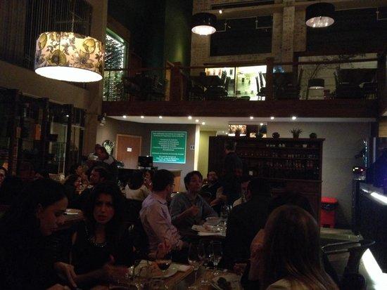 Montenegro Cafe e Bistro: Ambiente descontraído