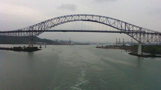 Puente de las Américas: Bridge of the Americas, Panama City, Panama