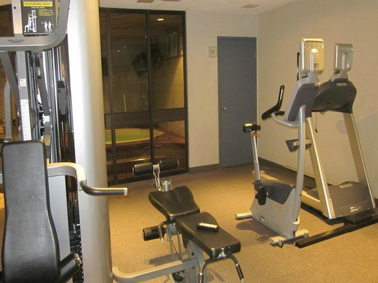 Best Western Plus Ottawa City Centre : exercise room