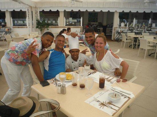 Luxury Bahia Principe Esmeralda Don Pablo Collection: buenos amigos