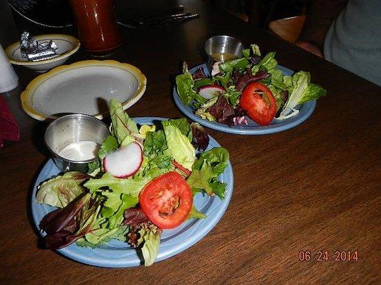 Rock River Cafe: super salads