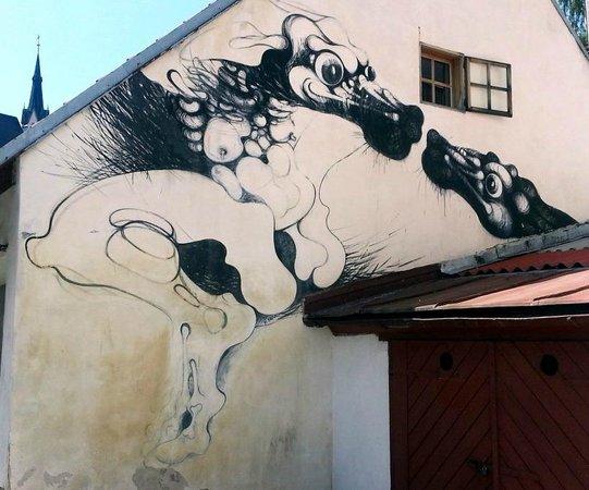 Miroslav Paral Art Gallery : Public art