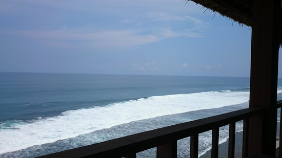 Bulgari Resort Bali: Lunch by the Indian Ocean