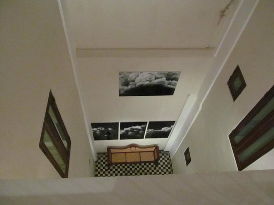 Da House Hotel: No elevators