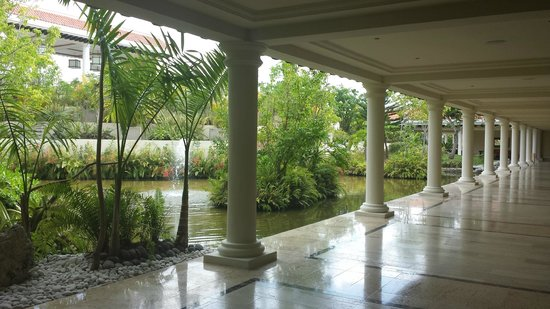 Paradisus Palma Real Golf & Spa Resort: Hotel area