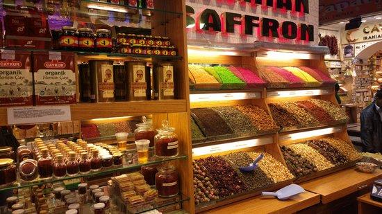 Spice Bazaar: Mais delicias