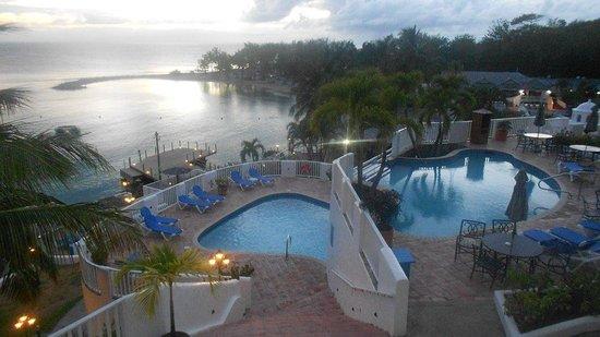 Windjammer Landing Villa Beach Resort: vue de notre suite