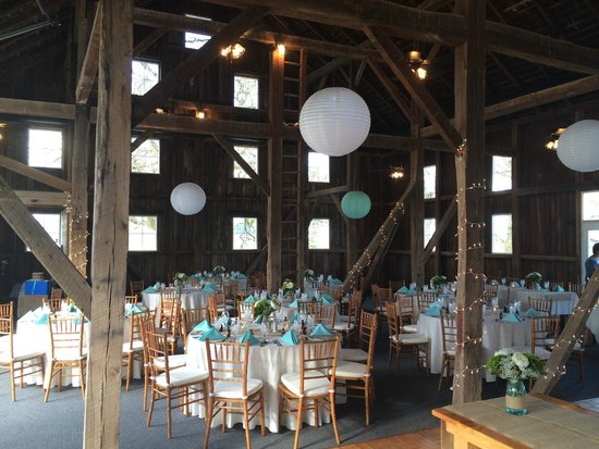 Springfield Manor Winery Brewery And Distillery Barn Weddings Events