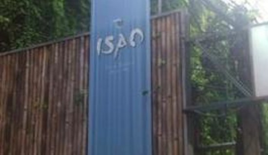Isao: mouth watering, great vibe