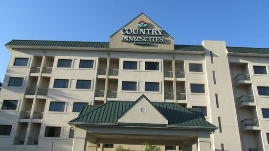 Country Inn & Suites By Carlson, Atlanta Downtown South at Turner Field : Exterior