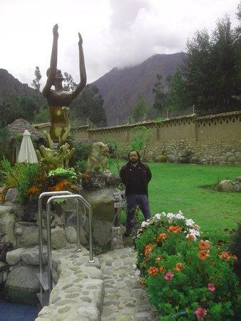 Inti Nan Hotel : Naturaleza y Arte