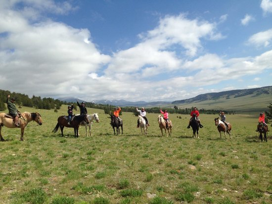 American Safari Ranch: Family Colorado Trip