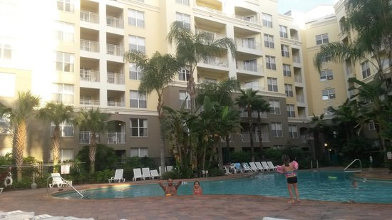 Vacation Village at Parkway: piscina bloco 11