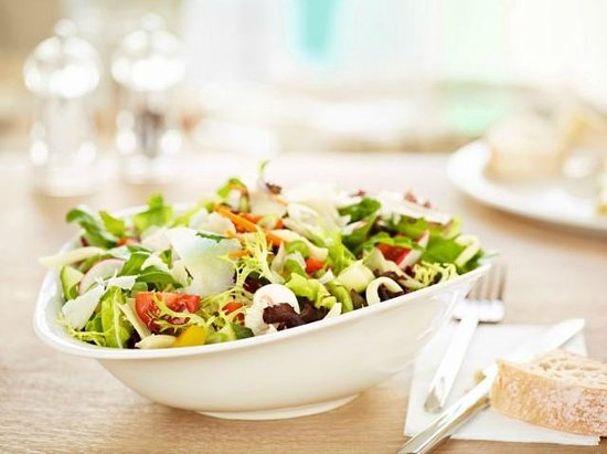 Vapiano: Fresh Aussie produce goes into our generously sized salads