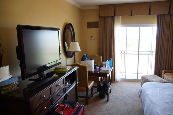 La Cantera Resort & Spa: Our room on the lounge floor