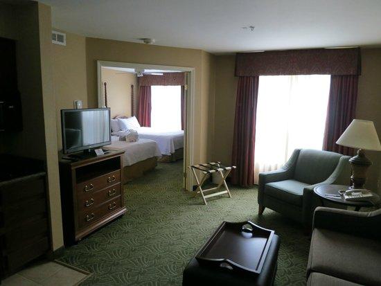 Homewood Suites Seattle - Tacoma Airport / Tukwila: Room 121