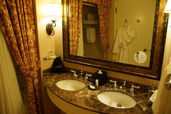 La Cantera Resort & Spa : Bathroom, nicely adorned