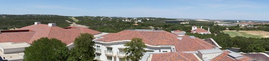 La Cantera Resort & Spa : View from our room